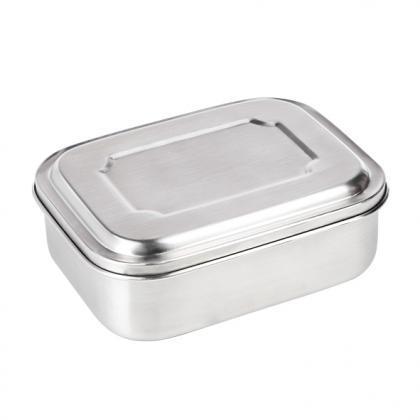 Lunchbox Brotdose Edelstahl