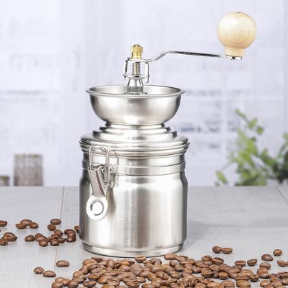 Kaffeemühle Edelstahl