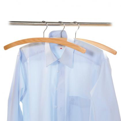 Kleiderbügel  3er Pack ohne Steg