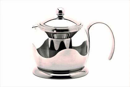 Karl Weis Teekanne Borosilikatglas 0,7l