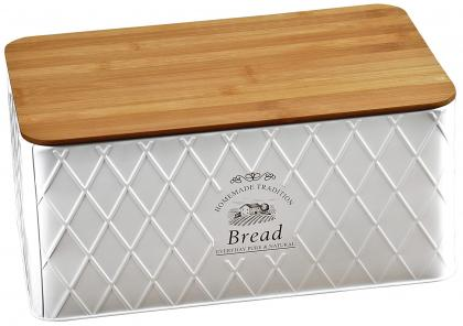 Kesper Brotbox mit Schneidbrett