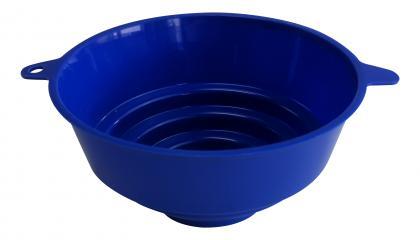 Einfülltrichter 10,5cm Kunststoff blau