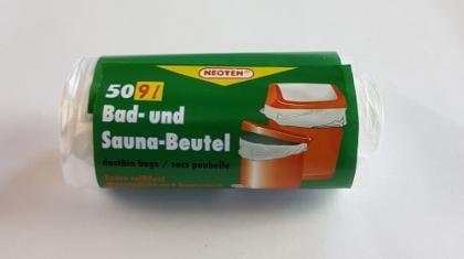 50 Müllbeutel 9Liter