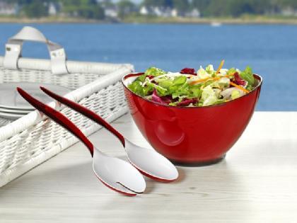 Salatset WING  , 3-tlg., Ø 23 cm