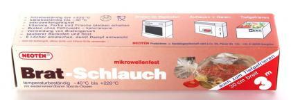 Bratschlauch 3m x 30cm