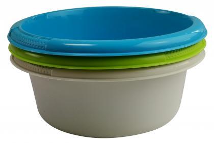 Kunststoffschüssel Ø37cm farbig sortiert 37cm