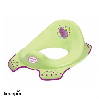 "Toilettensitz ""Hippo"" limone"