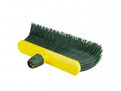 Bümag Krallenbesenkopf 30cm grün-gelb