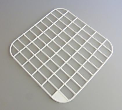Spülbeckeneinlage 30x30cm weiß