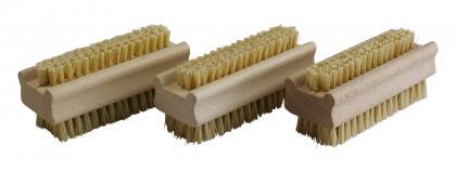 Handbürste Nagelbürste Holz-Fibre