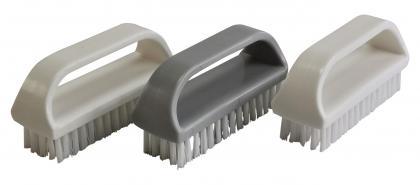 Handbürste Nagelbürste mit Griff  10cm