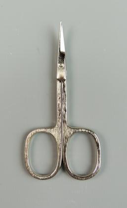 Hautschere, geschmiedet  9cm