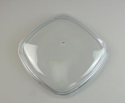 SIMAX Glasdeckel 28x28cm ohne Knopf