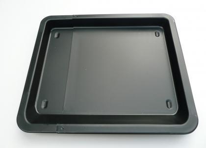 Backblech, ausziehbar bis 33x53cm