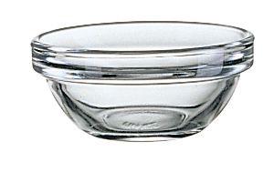 Arcoroc Glasschale  6cm  stapelbar
