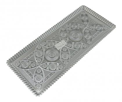 Kuchenplatte 35x15cm  Kunststoff