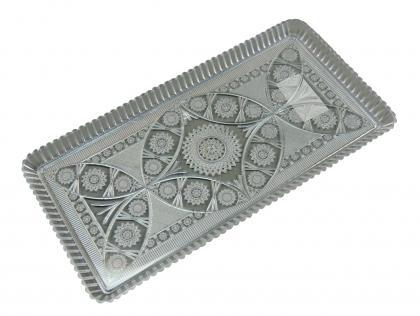 Kuchenplatte 28x15cm  Kunststoff