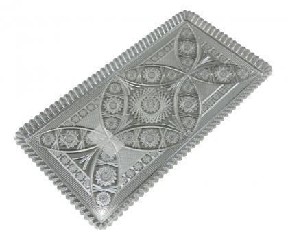 Kuchenplatte 24x12cm  Kunststoff