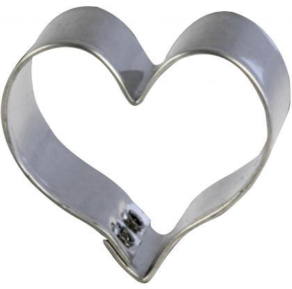 Ausstechform Herz mini 3,5cm