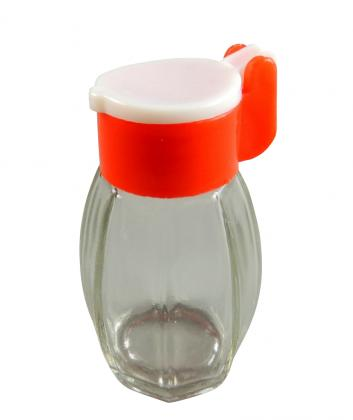 Set Salz- und Pfefferstreuer Glas