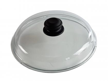 SIMAX Glasdeckel 24cm mit Knopf 24cm