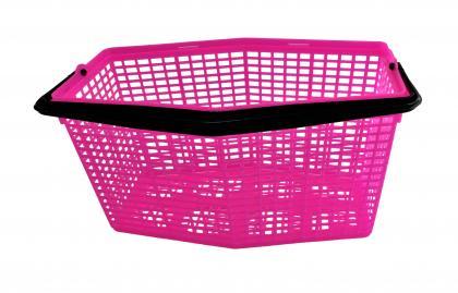 Klammerkorb 7 Liter pink pink