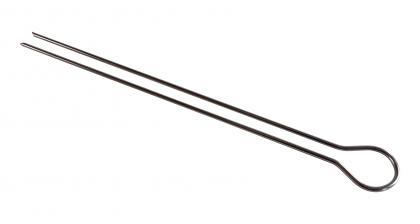 Schaschlikspiess Grillspiess  40cm dopp.