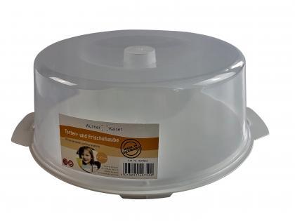 Tortenplatte mit Haube 30cm