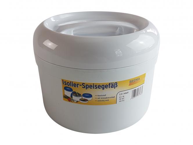Isolier - Speisegefäß 2,5l