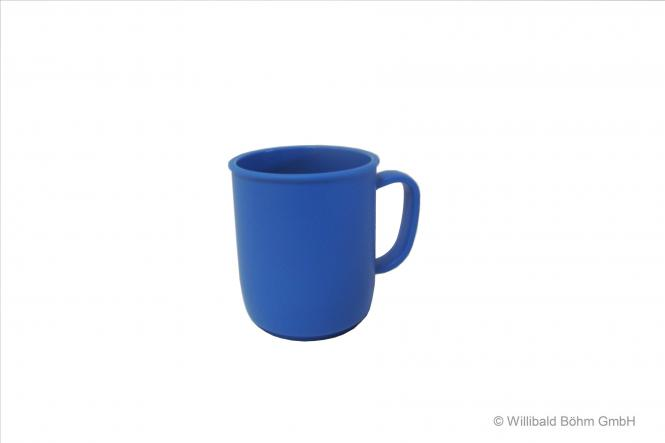 Sonja Tasse Kaffeebecher 0,3l blaublau