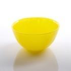 "Glasschale 14,5cm gelb ""Play of Colors"""