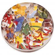 Städter 12 Weihnachtsausstechformen 4 cm
