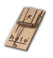 Helo Mausefalle  5x10cm