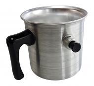 Wasserbadkocher Simmertopf 1l  Aluminium
