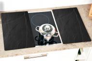 Glasschneideplatte 2- Pack Schiefer