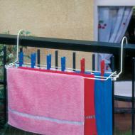 Heizkörper-und Balkonwäschetrockner