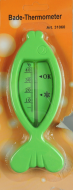 """Badethermometer """"Fisch"""""""