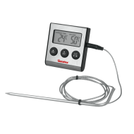 Digitalthermometer m. Timer
