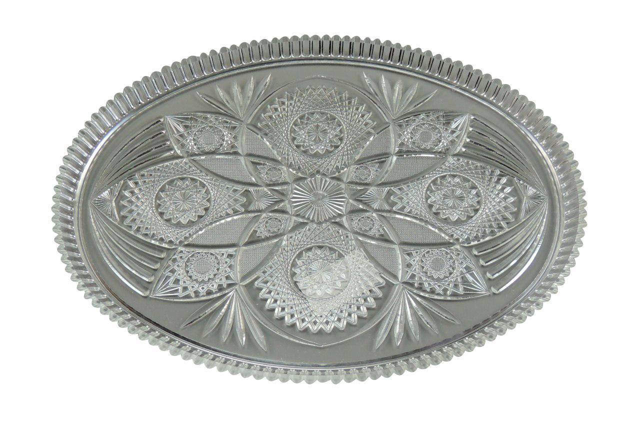 haushalt krausse kuchenplatte oval 27 5x21cm online kaufen. Black Bedroom Furniture Sets. Home Design Ideas